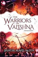 The Warriors of Valishna (Cartharia) Paperback