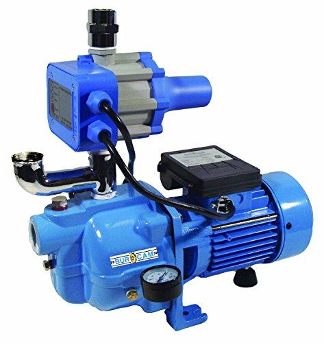 Black BURCAM 300509P 1//2 HP High Flow Submersible Utility Pump