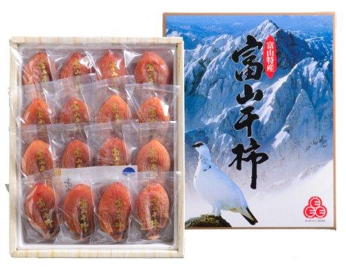 富山干柿 大箱サイズ3L×16個入り