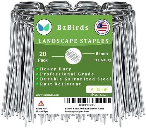 Garden stapler