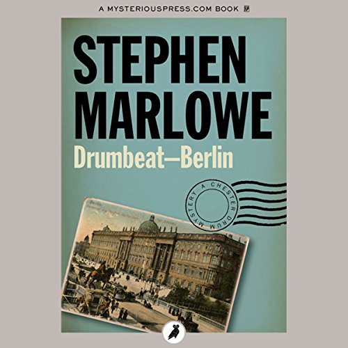 Couverture de Drumbeat – Berlin