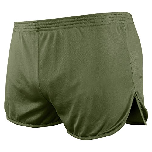 Condor Outdoor Running Shorts (Medium, Olive Drab)