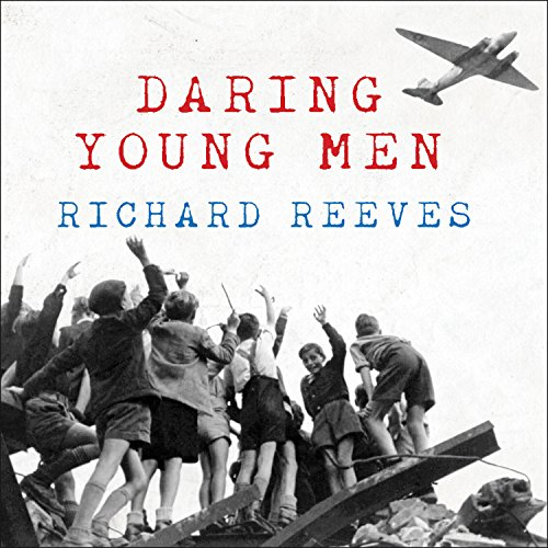 Daring Young Men audiobook cover art