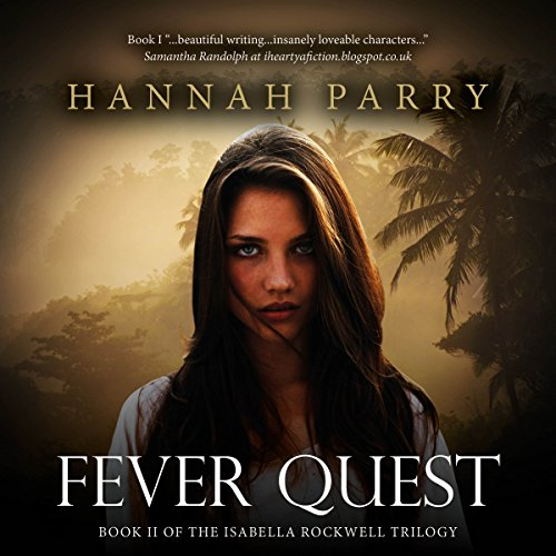 Fever Quest audiobook cover art