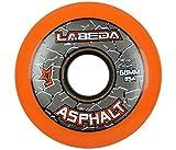Pinza Labeda asfalto duro Hockey sobre ruedas de Skate–4unidades