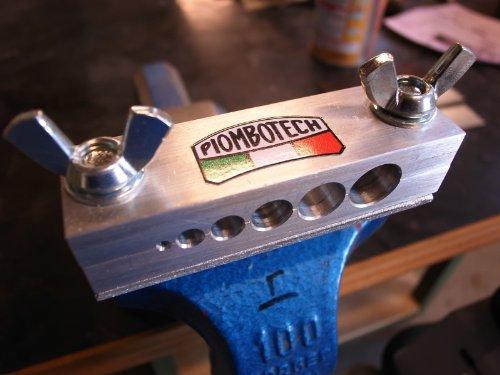 Manuelle Abisoliermaschine, Kabelschneider für die Wiederherstellung von Kupfer M2 PIOMBOTECH Italy