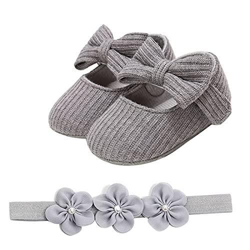 comprar YWLINK Spring Y OtoñO Mariposa Zapatos De Bebé Zapatos De Bebé Zapatos De Princesa Zapatos Inferiores Suaves + Banda De Pelo 2