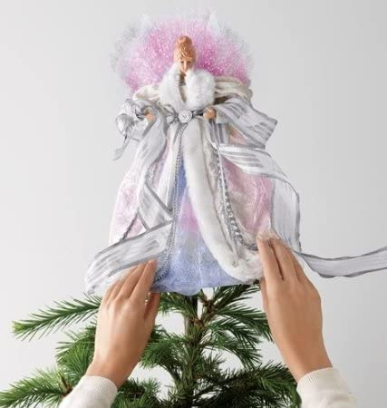 Traditional Angel Tree Max 77% OFF Topper Max 52% OFF Caucasian