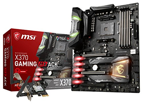 MSI KRAIT Gaming X370 Motherboard