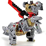 LHHH Transformer Toys Generations Dinobot Grimlock Power of The Primes Voyager Class KO Action Figure