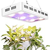 HollandStar X6 COB LED Grow Light 1800W Full Spectrum Sunshine Plant Light, for Growing Vegetables,Flowers,with ON/Off Switch and Dasiy Chain