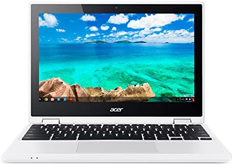 Acer - R 11 2-in-1 CB5-132T-C9KK Ranking TOP2 Touch-Screen Chromebook Free shipping / New 11.6