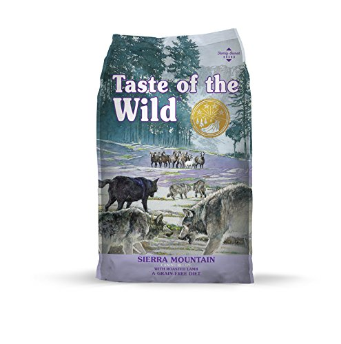Taste of the Wild Grain Free High Protein Real Meat Recipe Sierra...