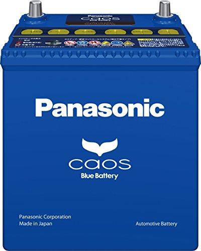 Panasonic ( パナソニック ) 国産車バッテリー Blue Battery カオス 標準車用 C6 N-60B19L/C6