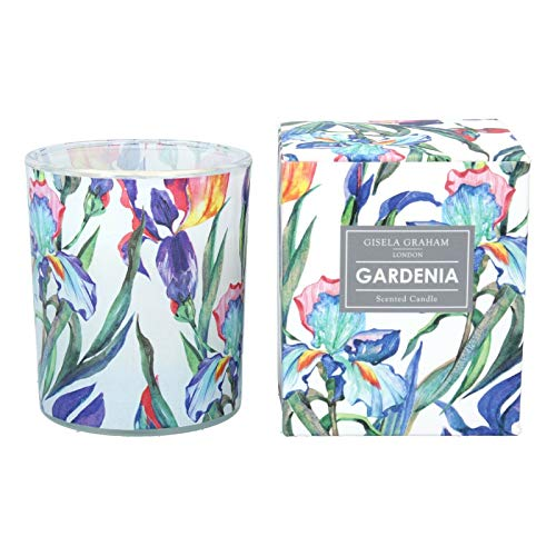 Gardenia Scented Candle Pot