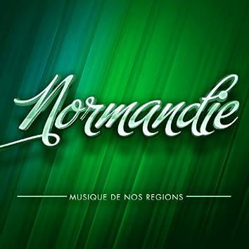 Musique de nos régions: Normandie (50 musiques traditionnelles du folklore normand)