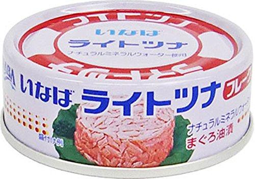 いなば食品 ライトツナフレーク 70g [4159]