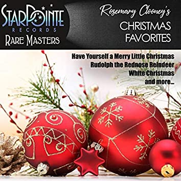 Rosemary Clooney's Christmas Favorites