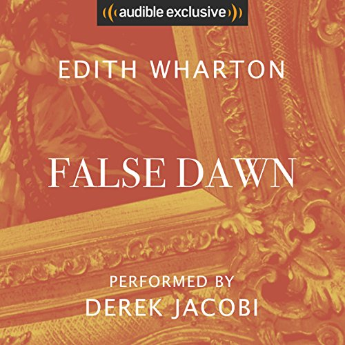 False Dawn audiobook cover art