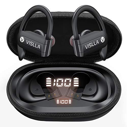 517Dmpa0ZgL. SL500  - Wireless Earbuds, Vislla 5.0