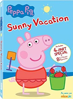 Peppa Pig: Sunny Vacation