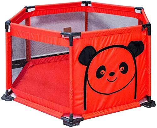 Área de Juego Baby Fence Baby Game Playpen Play Center Fence Kids Activity Center Parque Infantil anticaída