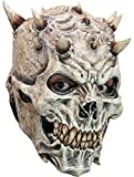 Alinco Costumes Halloween Horror Spikes Demon Latex Cosplay Mask