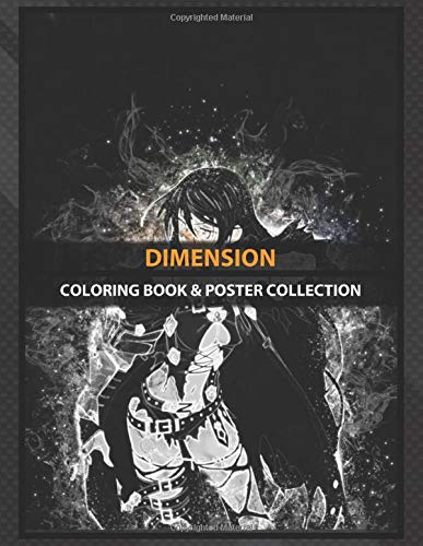 Coloring Book & Poster Collection: Dimension Velvet Crowe From Tales Of Berseria In Dimension Style Anime & Manga