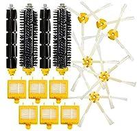 Dyson V10 SV12サイクロン動物絶対モーターヘッド掃除機のための3パック洗えるフィルター 掃除機部品 (色 : Style a)