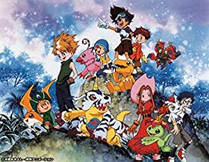 【Amazon.co.jp限定】デジモンアドベンチャー 1999-2001 Blu-ray BOX(描き下ろしタペストリー付)