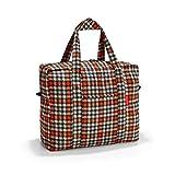Reisenthel mini maxi touringbag glencheck red Tote da palestra 48 Centimeters 40 Multicolore (Glencheck Red)