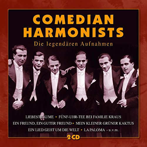 Comedian Harmonist:Legendary Recordings