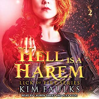 Hell is a Harem cover art