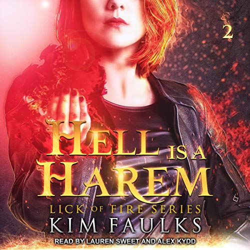 Hell Is a Harem, Book 2 cover art