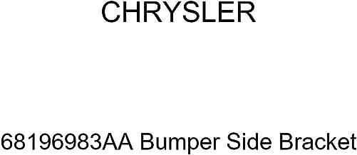 Genuine Chrysler 68196983AA Bumper Side Bracket