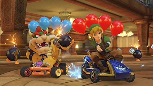 Ensemble Console Nintendo Switch avec jeu Mario Kart 8 Deluxe - 3