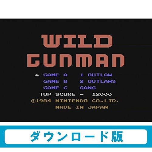 ワイルドガンマン 【Wii Uで遊べる ファミリーコンピュータソフト】 [オンラインコード]
