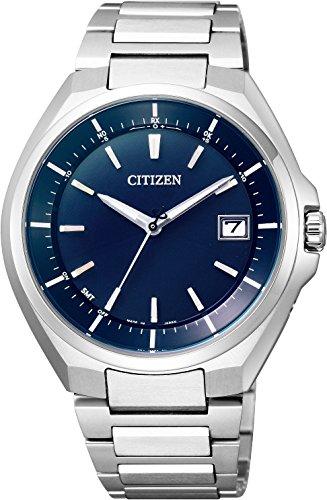 [シチズン]CITIZEN 腕時計 ATTESA アテッサ Eco-Drive エコ・ドライブ 電波時計 日中米欧電波受信 CB3010-57L メンズ