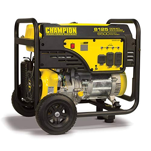 Champion Power Equipment 6500W/8125W Generator