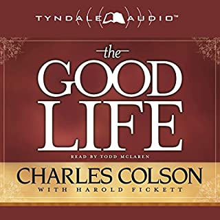 The Good Life audiobook cover art