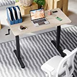 Bestier Crank Stand Up Desk with USB Ports...