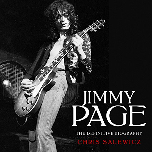 Jimmy Page: The Definitive Biography cover art