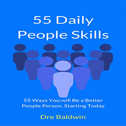 55 Daily People Skills cover art