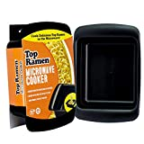 Top Ramen Rapid Cooker | Microwave Ramen in 3 Minutes | Perfect for Dorm, Small Kitchen, or Office |...