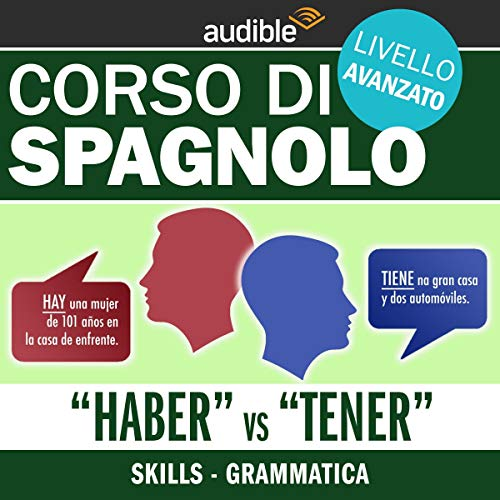 Differenza tra Haber e Tener - Grammatica cover art