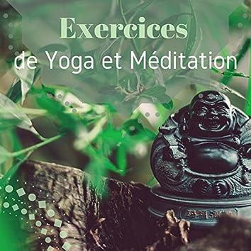 Exercices de yoga et méditation - Fond sonore pour la relaxation profonde, repousser le stress et faire de pauses avec yoga nidra, hatha yoga, yoga asanas, kunadlini yoga