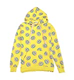 GOT7 Doughnut Hoodie Just Right The Same Style Mark Jackson Youngjae JB Sweater Sweatershirt Yellow