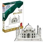CubicFun- Puzzle 3D Taj Mahal (CPA Toy Group Trading S.L. MC081H)