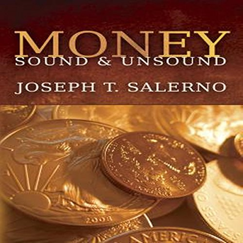 Money, Sound, & Unsound audiobook cover art