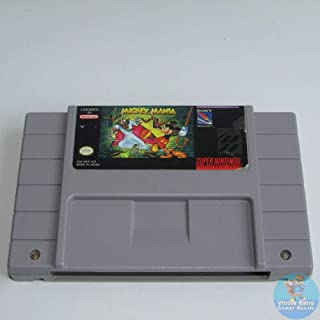 Mickey Mania: The Timeless Adventures of Mickey Mouse - Nintendo Super NES